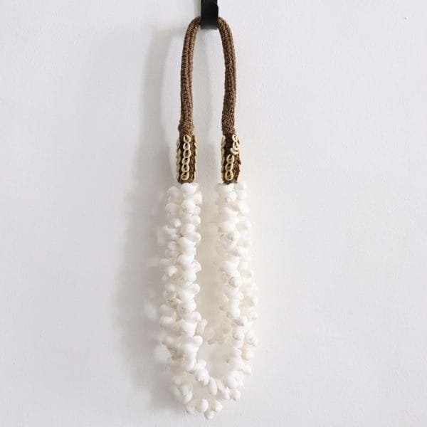 collier coquillages deco ethnique chic
